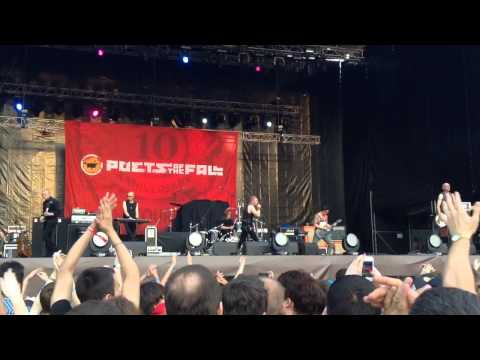 Poets of the Fall (Park Live Festival Moscow)
