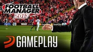Football Manager 2017 te hace vivir el fútbol - Gameplay Comentado