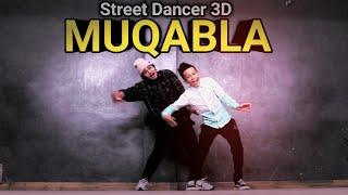 Gambar cover Muqabla - Street Dancer 3D    Dance Video    Anoop Parmar × Prashant Thapa
