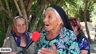 Zərdab toy Aşıq Mübariz Fərqanə Gülağaqızı ilə