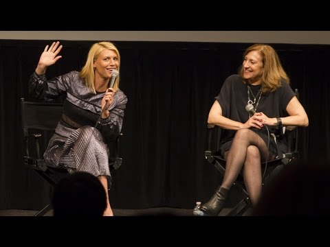 Claire Danes & Lesli Linka Glatter | An Evening with the Women of 'Homeland'