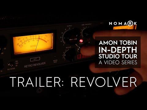 Amon Tobin Studio Tour Episode Six: Retro Revolver (Trailer)