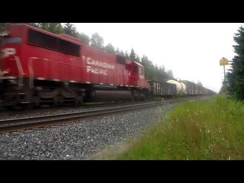 CP 421-18 - CP 8614 W @ Marathon, ON