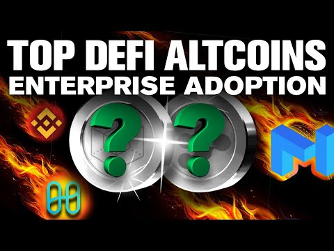 My Top 2 DeFi Altcoin If Your Sick of Sh*tCoin P&Ds!