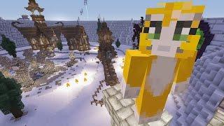 Minecraft Xbox - Herocriptic II - Ooohhh, PARKOUR - Part 1