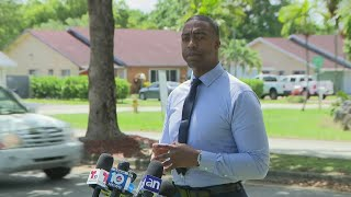 Web Extra: Miami-dade Police Update On Alejandro Ripley