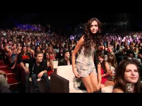 Vampire Diaries // 2010 Teen Choice Awards