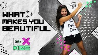 What Makes You Beautiful - One Direction - Coreografia | FitDance XKids