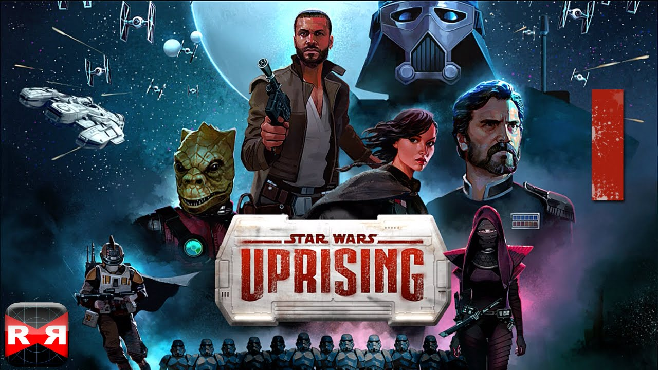 Star Wars: Uprising (By Kabam) - iOS / Android ...