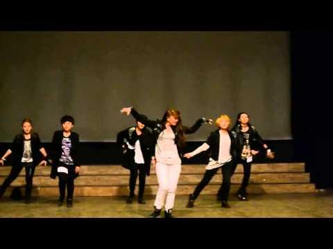 13042013 Halyu festivalОтбор Paradise Exo MAMA cover dance)
