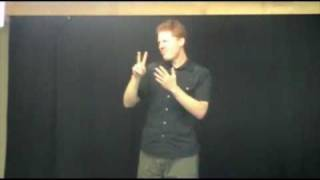 How to draw close to God 2of4 - Auslan Sermon