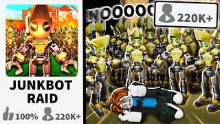 We raided Roblox with over 200,000 people...