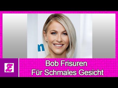 Das Geheimnis Von Bob Frisuren Fur Schmales Gesicht Youtube