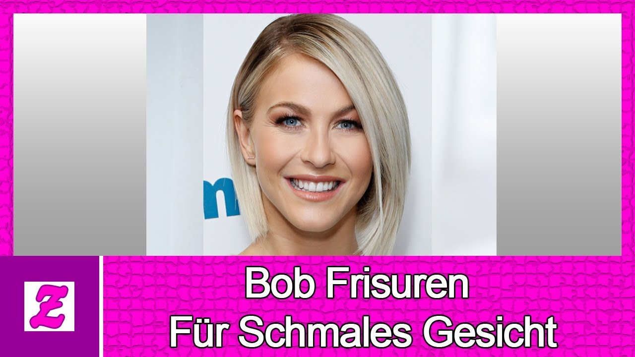 das geheimnis von bob frisuren f r schmales gesicht youtube. Black Bedroom Furniture Sets. Home Design Ideas