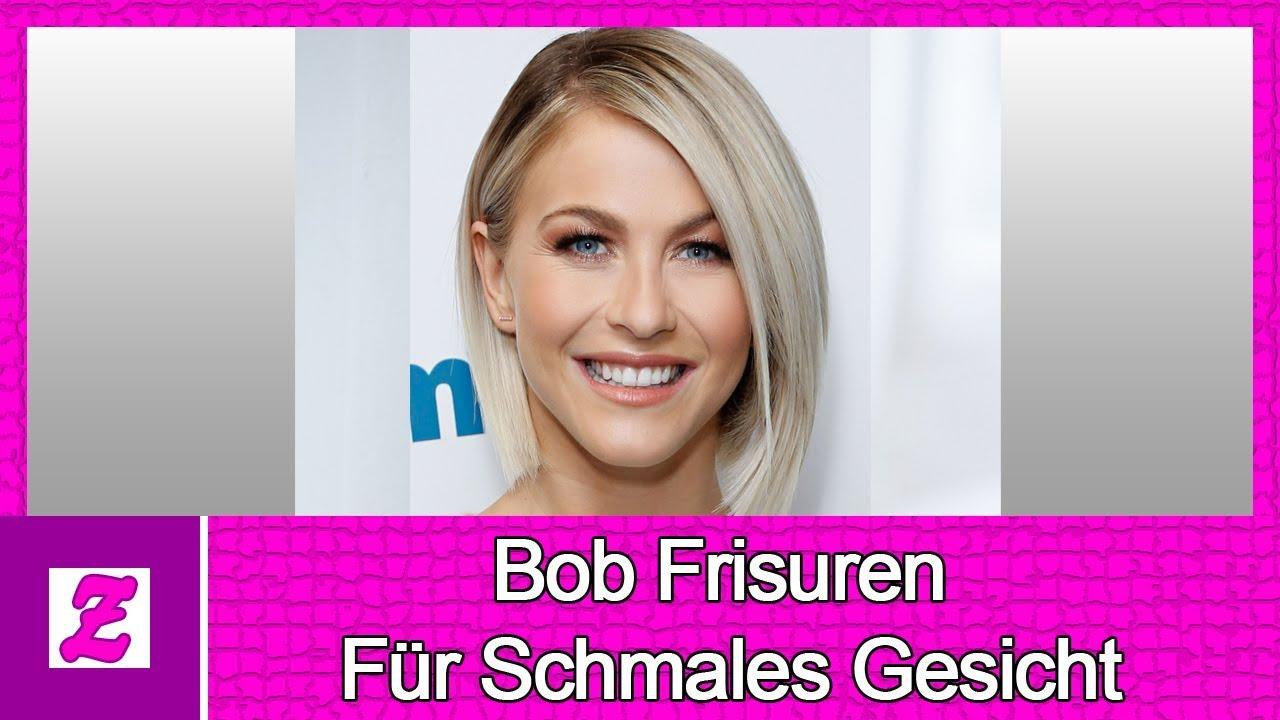 Das Geheimnis Von Bob Frisuren Für Schmales Gesicht YouTube