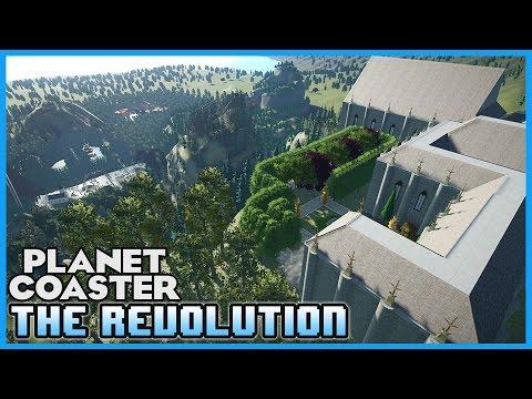 THE REVOLUTION! Coaster Spotlight 101 #PlanetCoaster