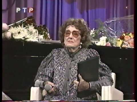 Алла Баянова - Нежность, Alla Bayanova - Notre Globe (francaise)
