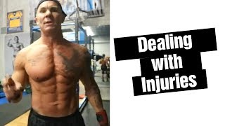 Dealing with injuries