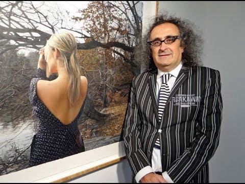 Художник фото-гиперреалист Игаль Озери (Yigal Ozeri). Биография и его картины