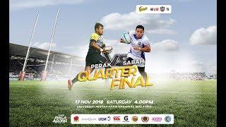 PIALA AGONG 2018 - PERAK vs SABAH