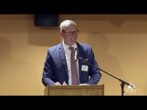 2019 Franciscan University Alumni Awards: Daniel Flynn