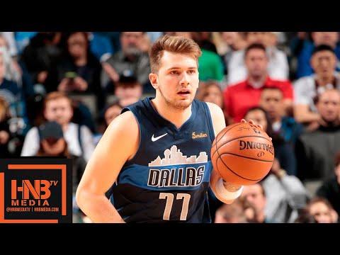 Dallas Mavericks vs Charlotte Hornets Full Game Highlights | 01/02/2019 NBA Season