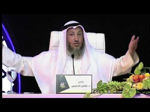 معنى البارقليط وقصة كبير قساوسة اوربا .. الشيخ عثمان الخميس