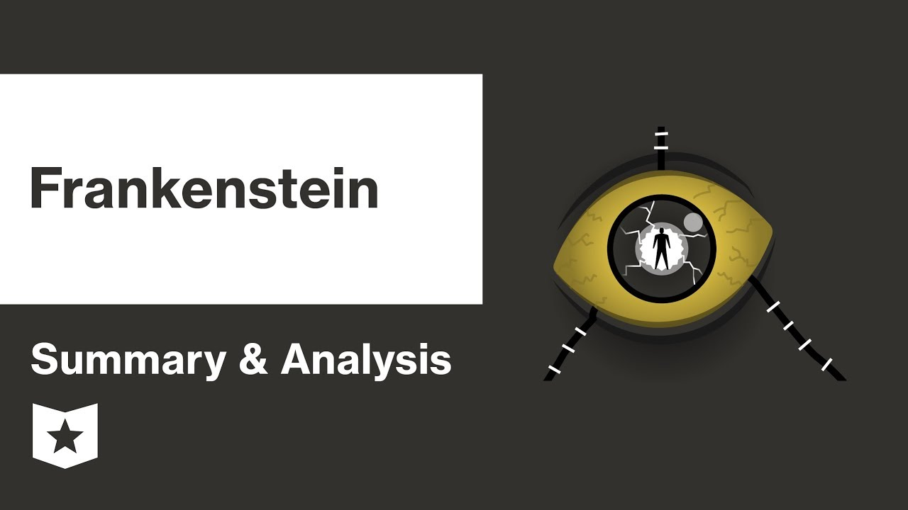 Download Frankenstein by Mary Shelley   Summary & Analysis