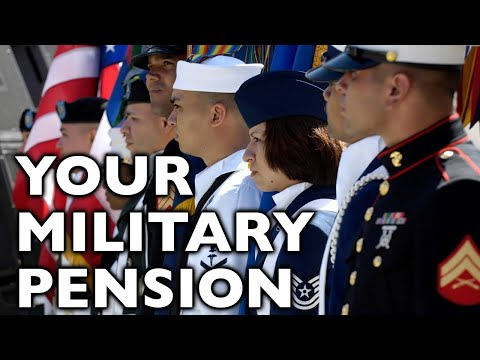 How Much Is The Military Pension Worth? (Millions)