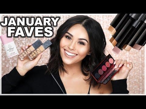 JANUARY BEAUTY FAVORITES 2018 | Roxette Arisa