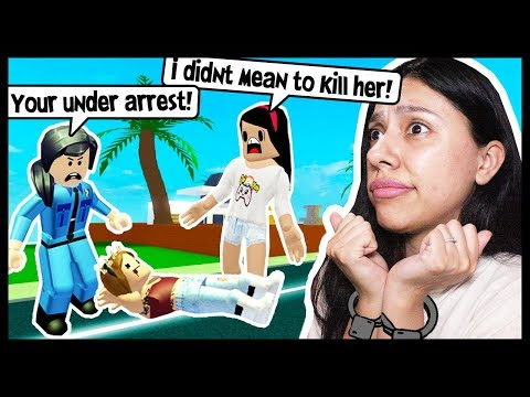 I ACCIDENTALLY KILLED MY LITTLE SISTER! - Roblox Roleplay