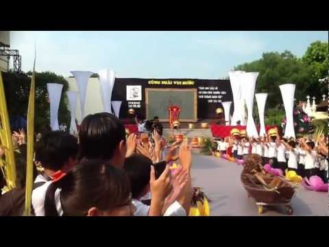Nổi lửa lên - Đại Hội Giới Trẻ Mùa Chay 2013 - GP Sài Gòn