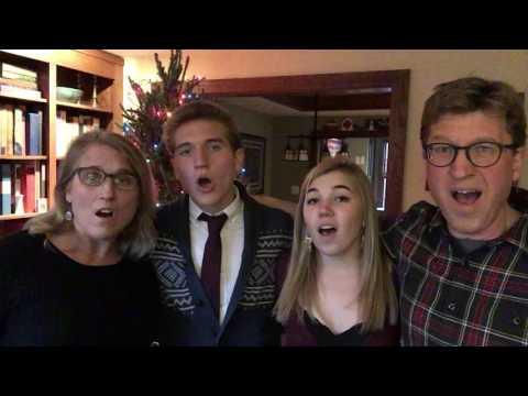 Bock Family Christmas Video 2016