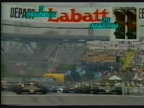 ,,Team Lotus,,Best of the rest,,Last time?(Canadian G.P.1985)