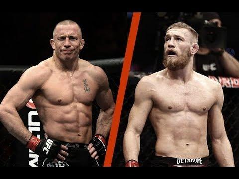 Conor Mcgregor VS GSP - Full Fight HD 1080p Live Stream - UFC