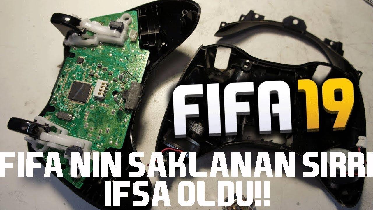 FIFA OYUNLARININ GİZLİ SIRRI ORTAYA ÇIKTI! - EA SPORTS İFŞA OLDU!!