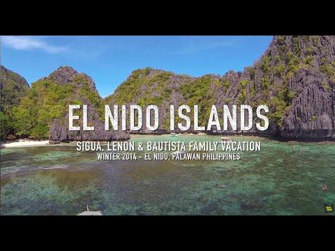 El Nido Islands DJI Phantom 2 V2 GoPro Hero 3 Black Edition Palawan Philippines