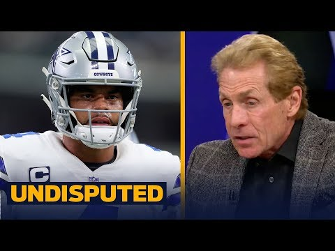 Skip Bayless reacts to the Dallas Cowboys' Week 4 win over the Detroit Lions | NFL | UNDISPUTED