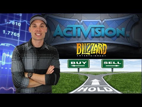 Is Activision Blizzard Stock A Buy In 2017? ATVI Stock Analysis (AWOF)