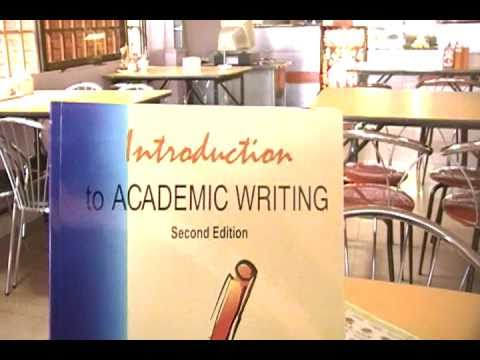 Books I am Teaching -- Introduction to Academic Writing -- Second Edition