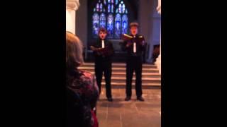 Folk Song Duet - Scarborough Fair arr. Jay Althouse