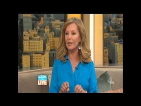 Cheryl Ladd - Access Hollywood Live