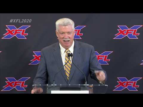 Kevin Gilbride Named Head Coach And General Manager Of XFL Team In New York