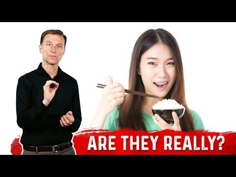 If Rice Is So Bad, Why Are the Chinese So Thin?