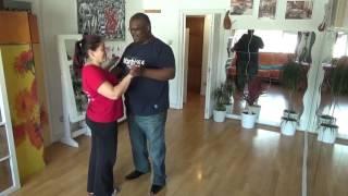 Private Cuban Salsa lesson with Salsa Divina