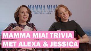 De GROTE Mamma Mia! Quiz met de CAST | CosmoGIRL!