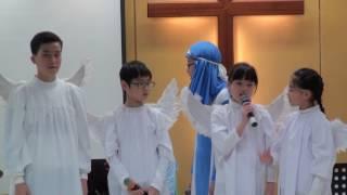 撒母耳團話劇組@2016Poke 恩GO福音晚會