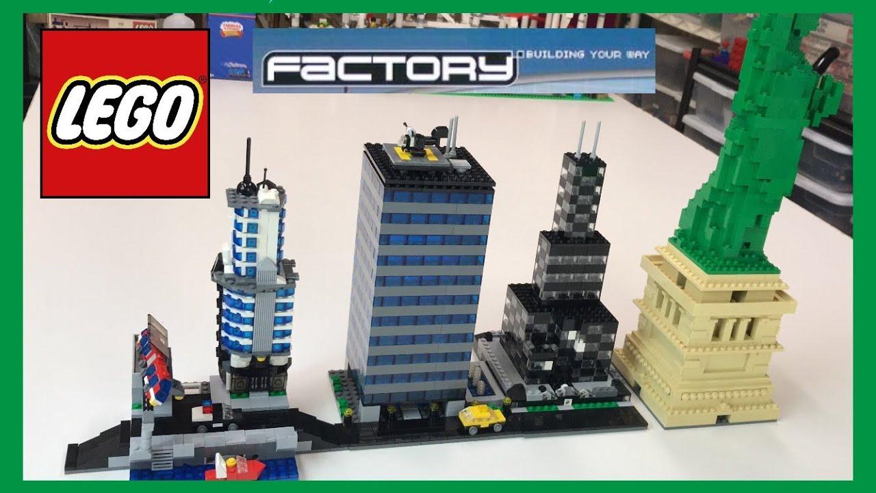 LEGO Factory 5526 Skyline - Fan Designed Set