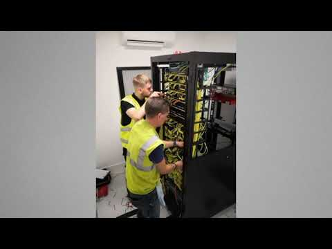 Network & IT Infrastructure installation| Infrastructure cablers| Cat5 cablers | Structured Cabling