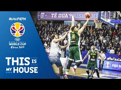 Kosovo v Lithuania - Highlights - FIBA Basketball World Cup 2019 - European Qualifiers